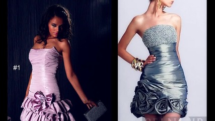 #1 Коя рокля предпочитате?