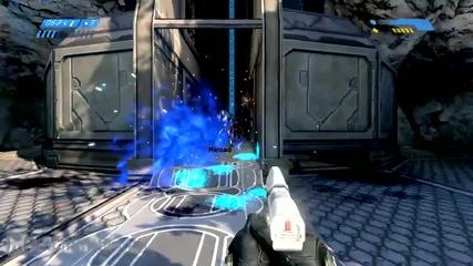 Halo Combat Evolved Anniversary Grunt Skull Trailer [hd]