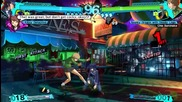 E3 2014: Persona 4 Arena Ultimax - E3 Trailer