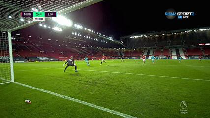 Четвърти гол за Ливърпул