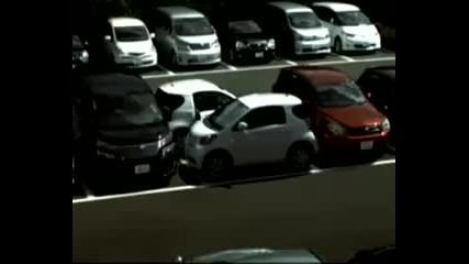 Невероятно Паркиране от Момичета