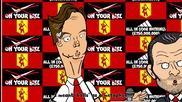 Представянето на Ван Гаал като треньор на Манчестър Юнайтед - 442oons