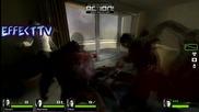 [eп.1] Нека да превъртим Left 4 Dead 2 с Мимо / Кампания : Dead Center/hotel