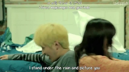 [mv] Kim Woo Joo - Farewell Rain [eng, Rom, Han]