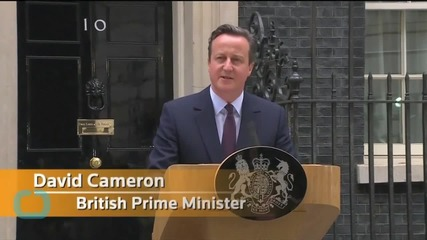 UK Prime Minister Embarks on Trip to Key EU States