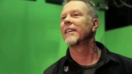 Metallica Photobomb - Circus Halligalli, 2016