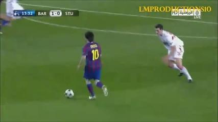 Messi - Skills Goals