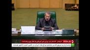 Iran: 'Iran will retaliate' – Parliament Chairman Larijani warns US over visa dispute