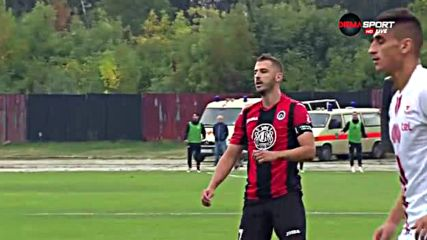 Локомотив София - ЦСКА 1:0 /първо полувреме/
