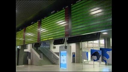 В Белгия железопътният транспорт е спрян заради стачка
