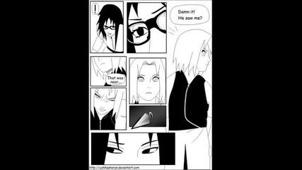 Sasusaku Doujinshi [ English ] • drug Doujinshi •