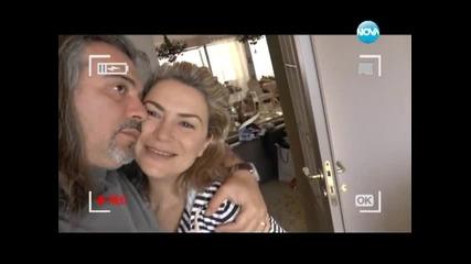 Един ден с Магърдич Халваджиян - Извън новините