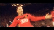 Най - добрият сезон за Бербатов в Манчестър Юнайтед
