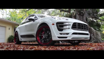 Mc Customs _ Porsche Macan _ Ag Whee_s