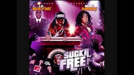 Nicki Minaj - I Feel Free