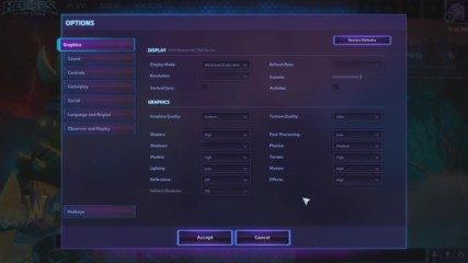 How to Improve Fps in Heroes of the Storm Part 1
