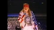 Guns N Рози - Граждански Война (аржентина,