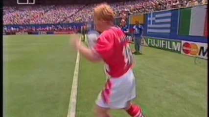 Футбол България - Германия 1994 - Първо полувреме Част 1/4