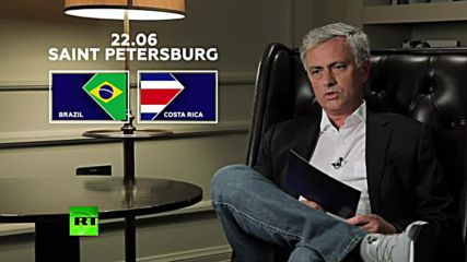 Mourinho bets on 'creative' Brazil against 'stable' Costa Rica