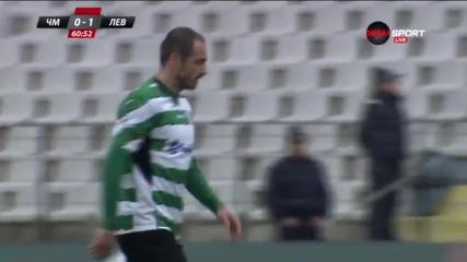Черно Море - Левски 0:2