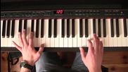 Bir elmanin yarisi piano Gonulcelen