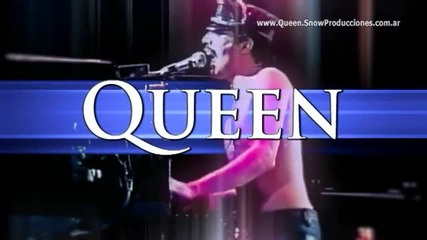 Queen - Argentina Bites The Dust