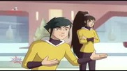 Galactik Football Seasone 2 Episode 2