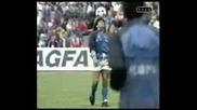 Maradona - Загрява