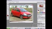 Photoshop По - Ниска Кола и Сменяне На Джанти