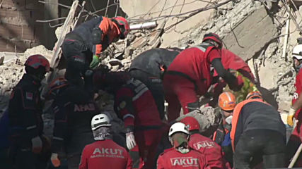 Turkey: Search and rescue operations ongoing following deadly earthquake