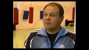 Боксьорът Петър Лесов за своя път към олимпийския връх