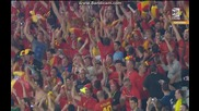 Южна Корея 0:1 Белгия (бг аудио) Мондиал 2014