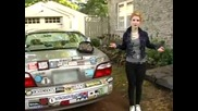 Hayley Williams Shows Her Car!