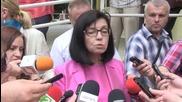 Кунева: Иска ми се да влезем в Шенген преди есента