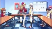 Ore no Nounai Sentakushi ga, Gakuen Lovecome o Zenryoku de Jama Shiteiru Episode 5 Eng Subs