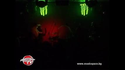 """Vendetta с хардкор представяне на албума """"време разделно"""""""