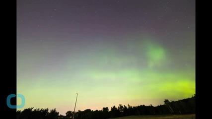 NASA Harnesses Northern Lights