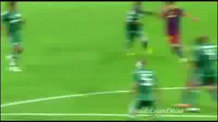 Cristiano Ronaldo Vs Lionel Messi 2010 - 2011 - Hd