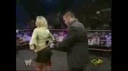 Wwe - Stacy Kiebler vs. Randy Orton