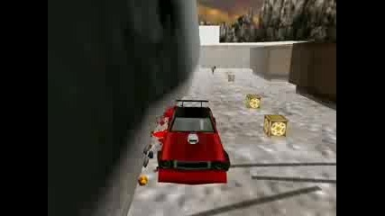 Carmageddon - Crashes And Stunts