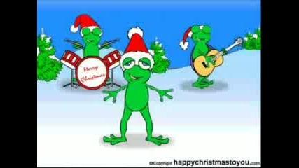 Весела Коледа!Жаби Музиканти 2