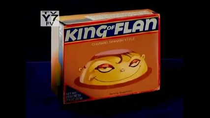 Couragethe Cowardly Dog The King of Flan