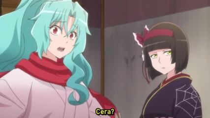 [bg sub] Tsuki ga Michibiku Isekai Douchuu 04
