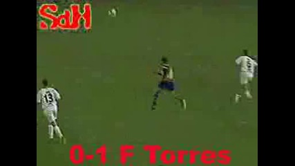David Villa Vs Fernando Torres
