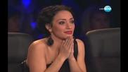 Jeason Brad Lewis - Последното му изпълнение на сцената на X Factor