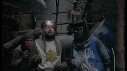 Monty Python and the Holy Grail - Knights Who Says Ni