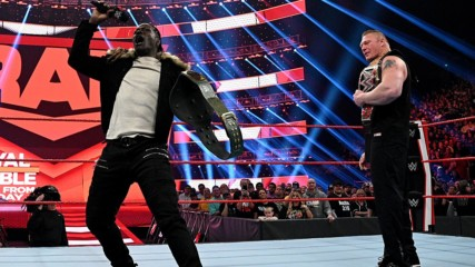 What was up on Raw between Brock Lesnar and R-Truth?: WWE Now