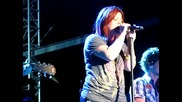 Kelly Clarkson Cry Live Clearfield County Fair August 2009