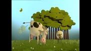 Животните Спасяват Нашата Планета - Пърдящите Крави !!