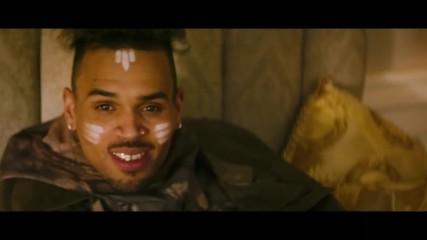 Chris Brown - Tempo ( Официално Видео )